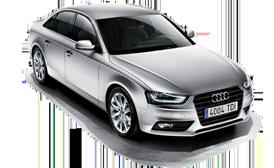 Audi A4 Car Rental Cuba